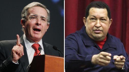 """Uribe a Chávez: """"Venezuela es paraíso del narcotráfico"""""""