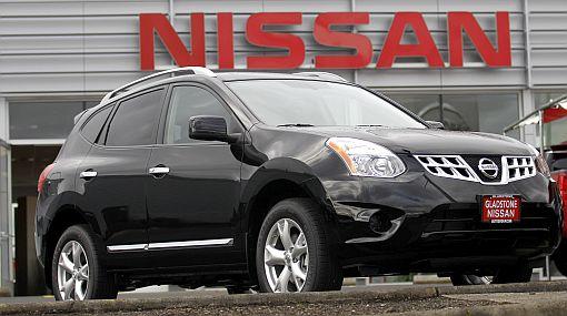 Nissan registró US$118.950 millones por ventas en año fiscal 2011