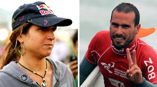 Sofía Mulanovich y Javier Swayne marcharán exigiendo cuidado del mar