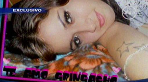 Sicario 'Gringasho' vino a Lima a buscar a su enamorada