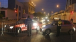 Cierre de calles en Miraflores ocasionó gran congestión vehicular - Noticias de gonzales prada