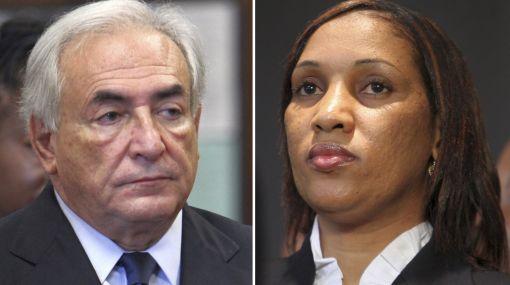 Strauss Kahn demandará por US$1 millón a la mujer que lo acusó de violador
