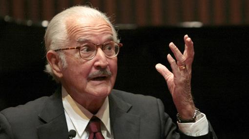 """Carlos Fuentes a poco de morir: """"Ya tengo un libro nuevo, el lunes empiezo a escribirlo"""""""