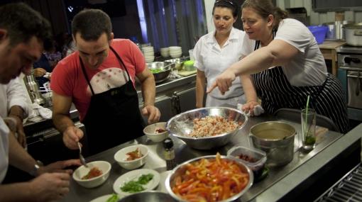 Cuba y Estados Unidos se dan la mano gracias a la gastronomía