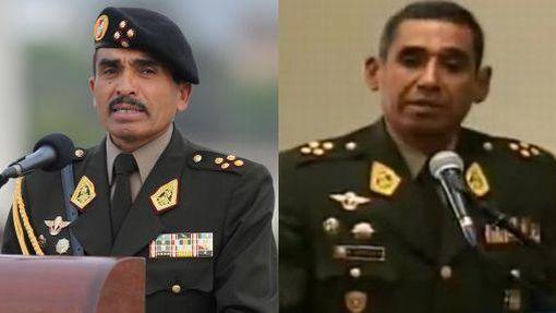 Humala habría decidido relevar a jefes del Ejército y Comando Conjunto de las FF.AA.