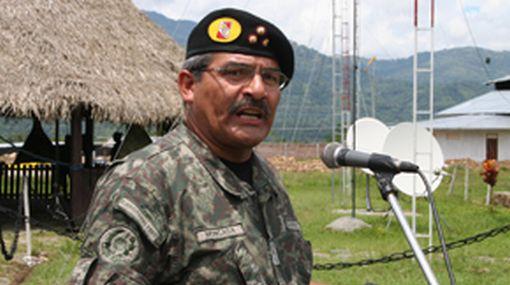 El general Ricardo Moncada asume mañana la jefatura del Ejército