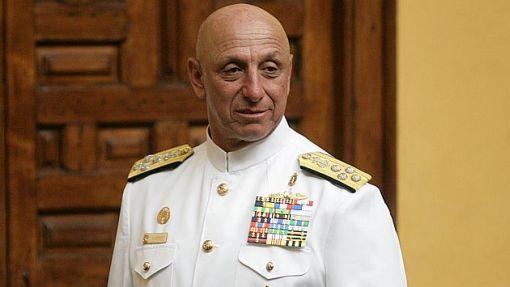 Un marino es el nuevo jefe del Comando Conjunto de las Fuerzas Armadas