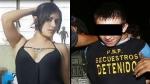 Ex pareja de 'Gringasho' habría escapado de la Policía en captura de 'marcas' - Noticias de jazmín marquina