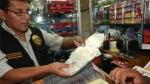 Policía Fiscal incautó 2 millones de soles en CD y DVD piratas - Noticias de operativo antipiratería