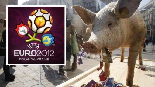 A lo pulpo Paul: un cerdo será el 'oráculo' de la Eurocopa 2012