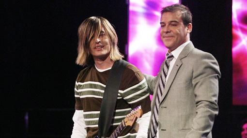 AUDIO: 'Kurt Cobain peruano' llegó a Londres con entrevista de la BBC