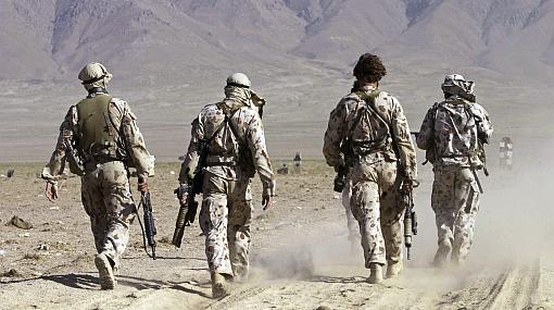 Militares de Estados Unidos en Guerra Estados Unidos y Militares