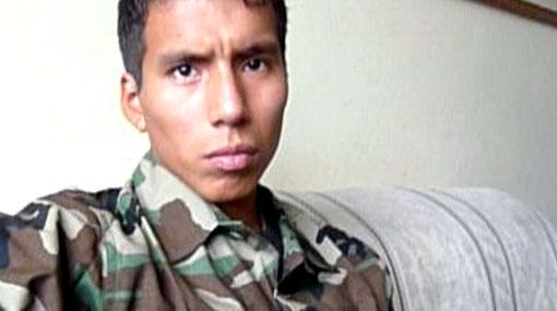 Luis Astuquillca será ascendido por valor en lucha contra subversivos