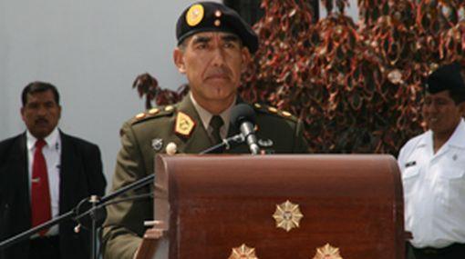 Ministerio de Defensa nombró a nuevo jefe militar en el VRAE