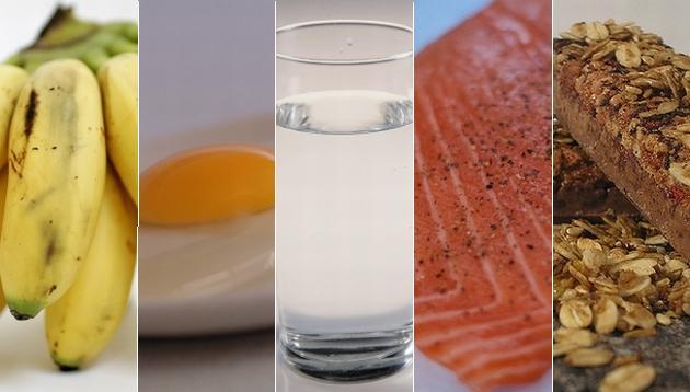 Cinco alimentos que te dan energía al instante