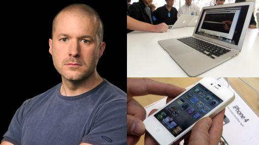 El hombre que diseñó las MacBook y el iPhone fue nombrado caballero británico