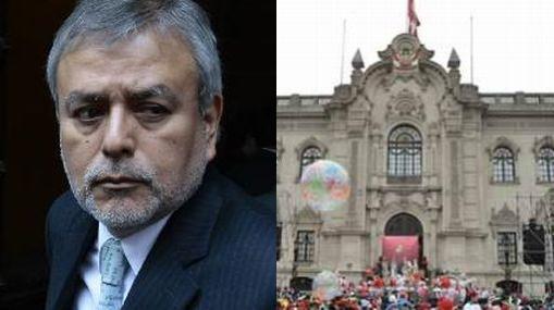 Luis Chuquihuara dejó la Secretaría General de la Presidencia