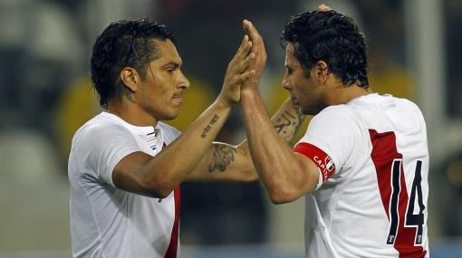 La selección peruana venció 1-0 a Nigeria con gol de Paolo Guerrero