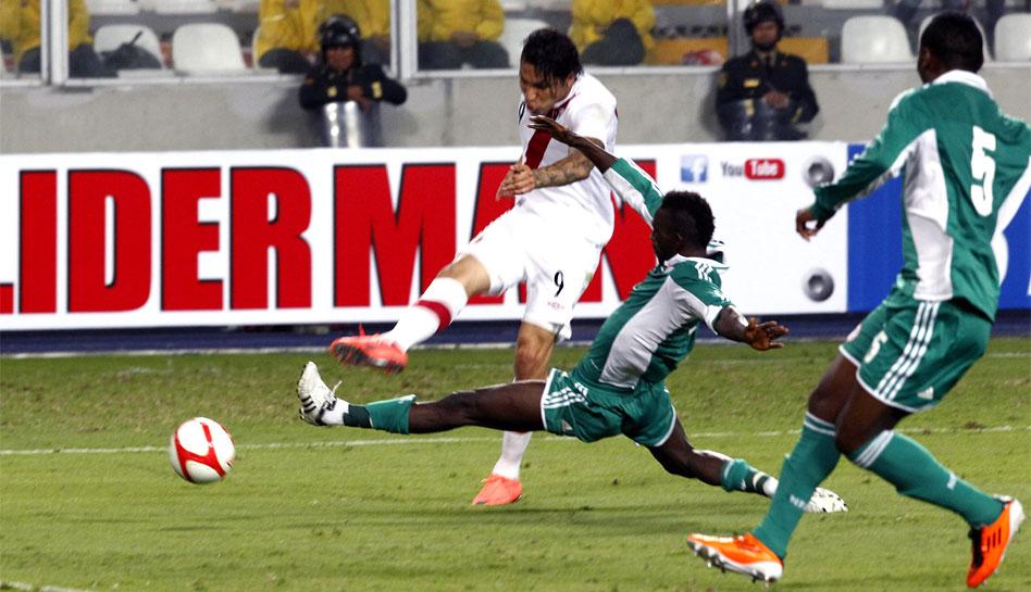 FOTOS: el gol de Paolo Guerrero y la alegría peruana en una victoria luchada ante Nigeria