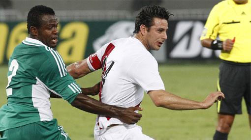 """Claudio Pizarro: """"Teníamos que cuidarnos para jugar ante Colombia"""""""