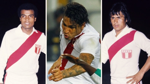 Paolo Guerrero igualó a Sotil y está a ocho goles del líder Cubillas