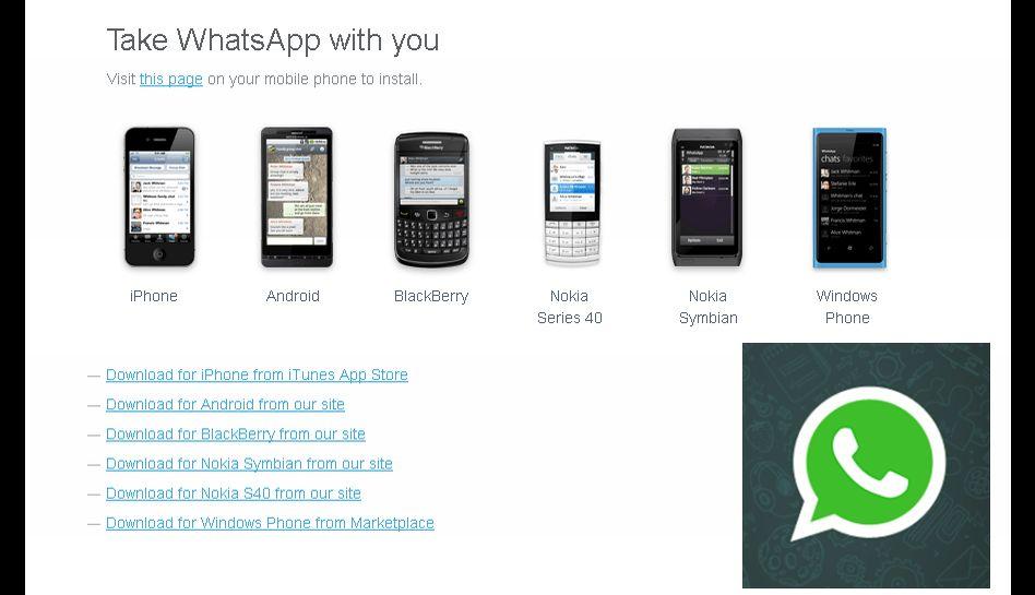 Paso a paso: cómo descargar WhatsApp en tu smartphone