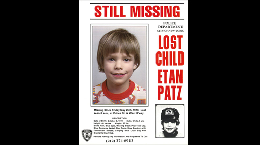 Hombre confesó haber matado a este niño desaparecido en 1979