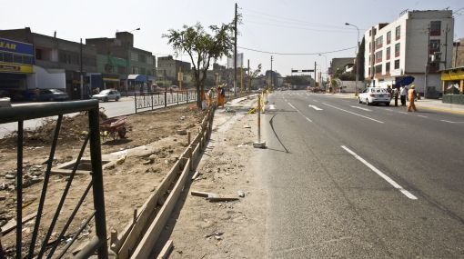 Ampliación de la avenida Canadá culminará el 15 de junio