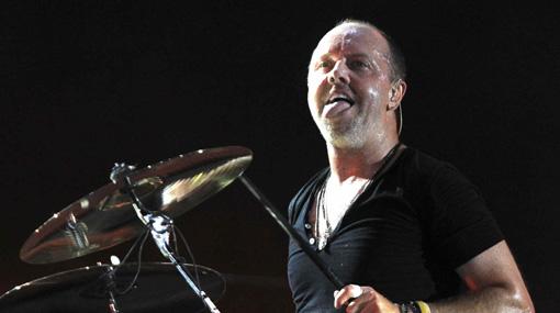 Lars Ulrich, el baterista de Metallica, debutó como actor con Nicole Kidman
