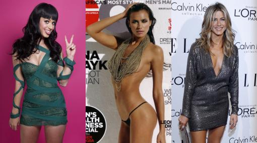 """Las bellezas que rechazaron desnudarse en """"Playboy"""""""