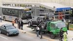 Aseguradoras abonaron S/.4.465 mlls. por siniestros en 12 meses - Noticias de accidente de transito