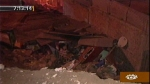 Derrumbe de muro de contención en el Rímac aplastó dos viviendas - Noticias de cinthia cristobal