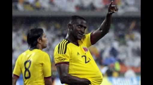 Sin Falcao, Colombia goleó 7-1 a Guyana en partido amistoso