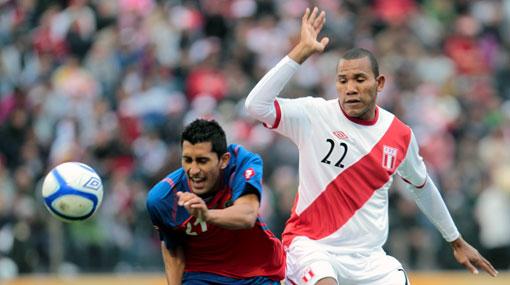 Perú jugará con Costa Rica el 14 de agosto en Nueva Jersey