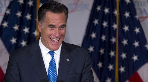 Mitt Romney será candidato republicano a la presidencia de EE.UU.