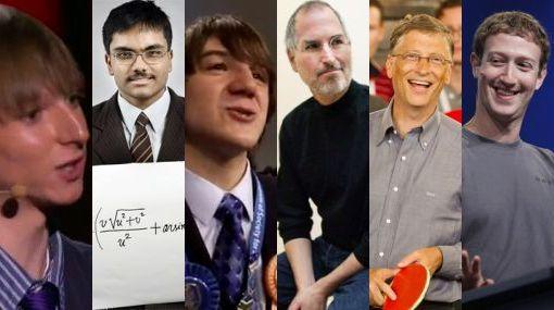 Los genios de la tecnología vs. los nuevos genios de la ciencia