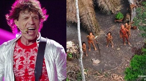 Survival pide a Mick Jagger que ayude a frenar el proyecto de gas de Camisea