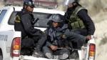 Desalojo en mercado deja un policía herido de bala - Noticias de bambamarca