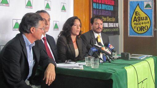 Tierra y Libertad avala un manejo irregular de fondos mineros en Espinar