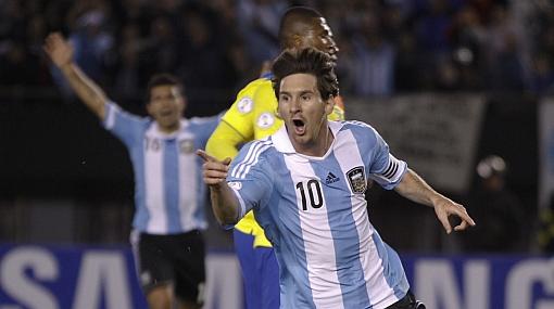 """Messi tras su brillante partido: """"Hay que seguir así hasta el final"""""""