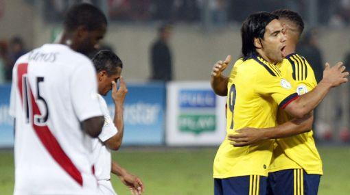 MINUTO A MINUTO: todas las incidencias del partido que Perú perdió 1-0 ante Colombia