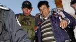Alcalde de Espinar es trasladado a Ica por medidas de seguridad - Noticias de oscar mollohuanca cruz