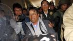 Mañana se definirá si alcalde de Espinar va preso o es puesto en libertad - Noticias de oscar mollohuanca cruz