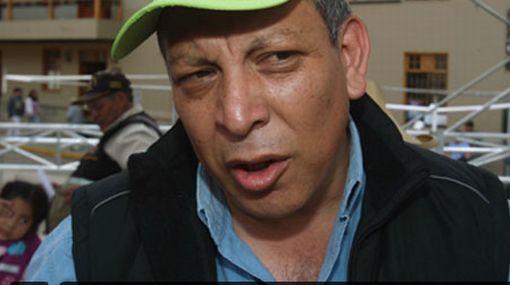 Marco Arana será investigado por promover disturbios en Cajamarca