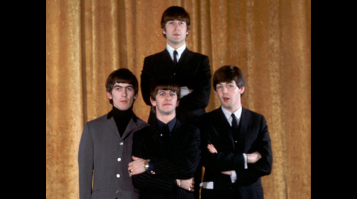 Los Beatles dominan las ventas de sencillos en el Reino Unido