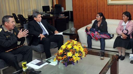 Equipo de la Dirincri buscará a policía desaparecido en Huancavelica