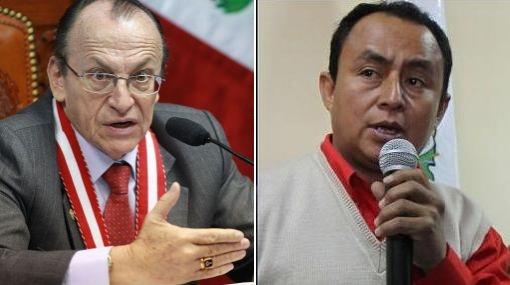 """Fiscal de la Nación José Peláez: """"Gregorio Santos propicia un golpe de Estado"""""""