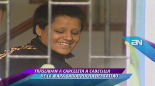 'Machona Candy' durmió en Poder Judicial y hoy iría a penal de Chorrillos