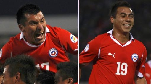 Borghi dejó a Gary Medel y Eduardo Vargas fuera de la selección chilena
