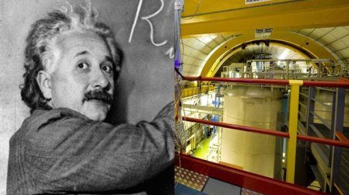 Albert Einstein tenía razón con la teoría de la relatividad, dice el CERN